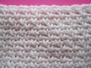 Moss Stitch Knitting Instructions and Patterns ...