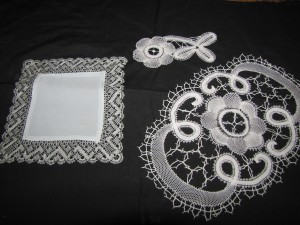 Bobbin Lace Picture