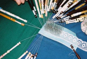 Pictures of Bobbin Lace