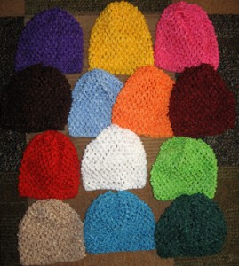 Crochet Beanie Hat Picture