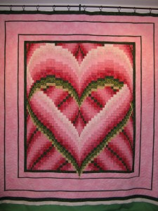Picture of Bargello Quilt
