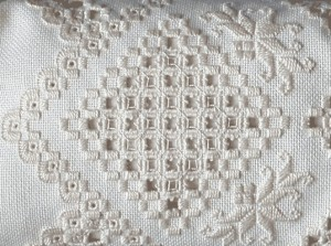 Image of Hardanger Embroidery