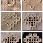Photos of Hardanger Embroidery