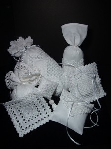 Picture of Hardanger Embroidery