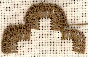 Pictures of Hardanger Embroidery