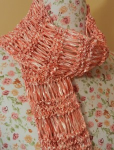 Ribbon Yarn Pattern Photo
