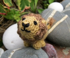 Pictures of French Knot Amigurumi