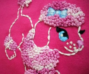 Image of French Knot Embroidery