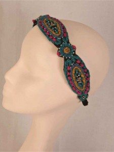 Images of French Knot Headband