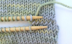 Knitchener Stitch Knitting Picture