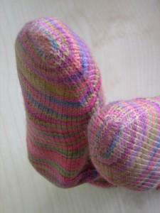 Images of Knitchener Stitch Sock
