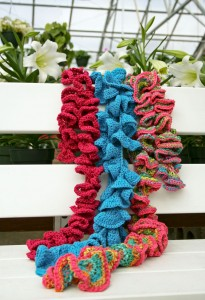 Images of Potato Chip Scarf Pattern