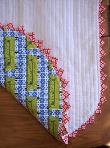 Rounded Corner Quilt Binding Images