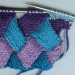 Photos of Entrelac