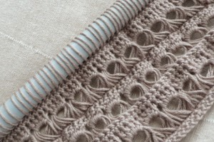 Broomstick Lace Crochet Picture
