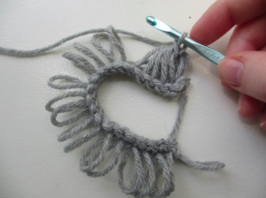 Images of Broomstick Lace Crochet Pattern