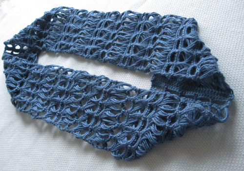 Broomstick Lace Crochet Tutorial And Patterns Stitch Piece N Purl