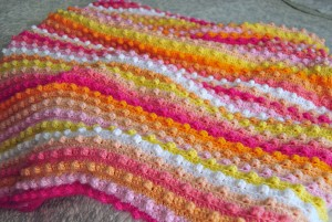 Popocorn Stitch Picture