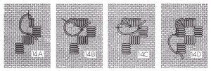 Blanket Stitch Hardanger Photos