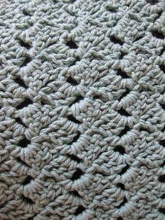 Crochet Sell Stitch Tutorial And Patterns Stitchpiecen