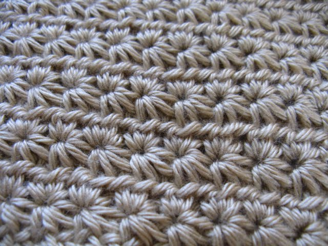 Crochet Star Stitch Tutorial And Patterns Stitch Piece N Purl