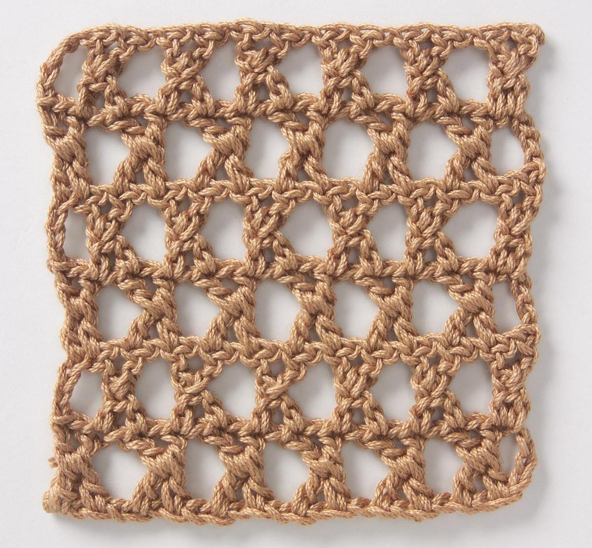 Crochet Star Stitch Tutorial And Patterns Stitch Piece N