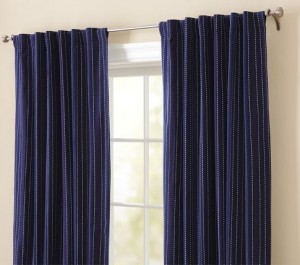 Pick Stitch Curtains