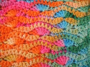 Crochet Sell Stitch Tutorial And Patterns Stitch Piece N