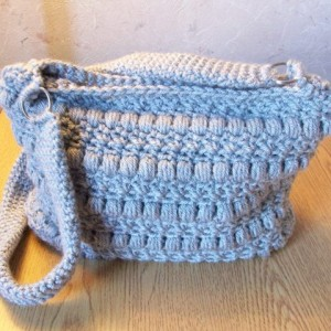 Puff Stitch Bag