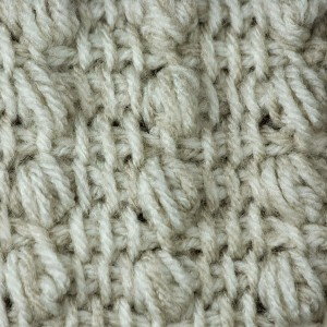 Tunisian Puff Stitch