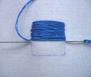 Satin Stitch Picture 4