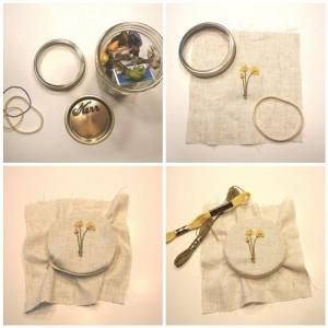 DIY Embroidery Hoop