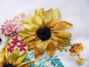 Free Ribbon Embroidery Patterns Photos