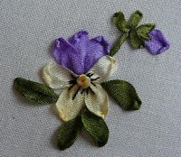Pictures of Silk Ribbon Embroidery