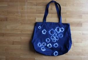Shibori Dye Bag