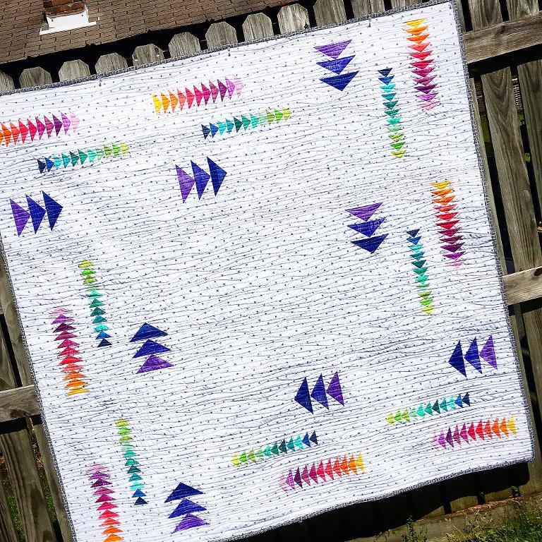 Flying Geese Quilt Block Instruction, Patterns and Variations ... : flying geese quilt tutorial - Adamdwight.com