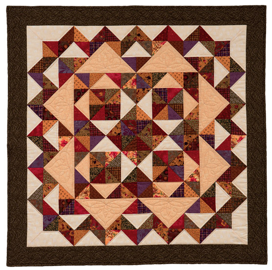 Flying Geese Quilt Block Instruction Patterns And
