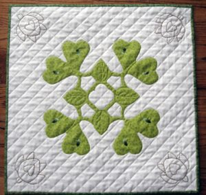 Hawaiian Needle Turn Applique Photos