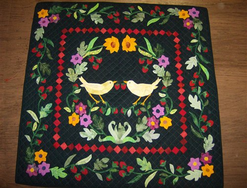 Needle Turn Applique Instructions Video Tutorial And