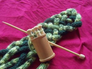 Spool Knitting Picture