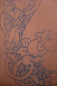Cutwork Embroidery Picture 1