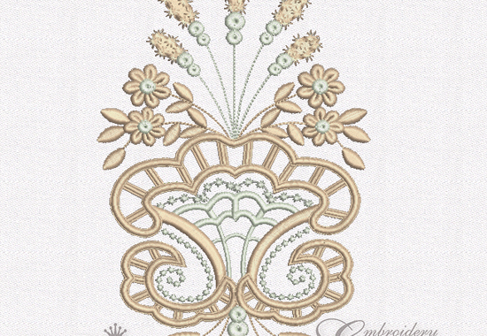 Cutwork hand embroidery tutorial and designs stitch