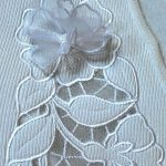 Rose Cutwork Embroidery Images