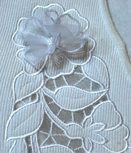 Cutwork Hand Embroidery Tutorial And Designs Stitchpiecen Purl Com