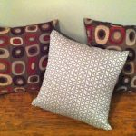 DIY No-Sew Throw Pillow Covers Image
