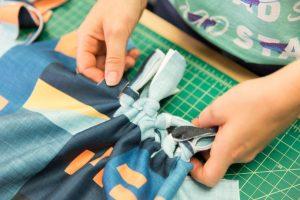 Tie Blanket Picture 6