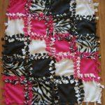 Tie Quilt Blanket