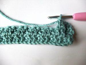 Waffle Stitch Crochet Picture 6