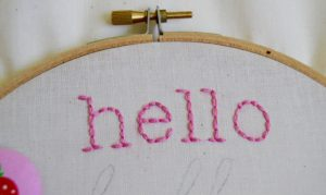 Free Back Stitch Alphabet Patterns