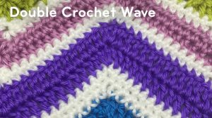 Ripple Stitch Afghan